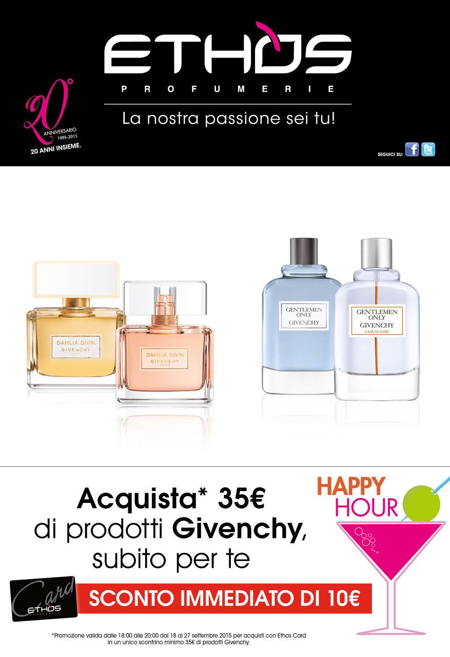 Happy Hour Givenchy