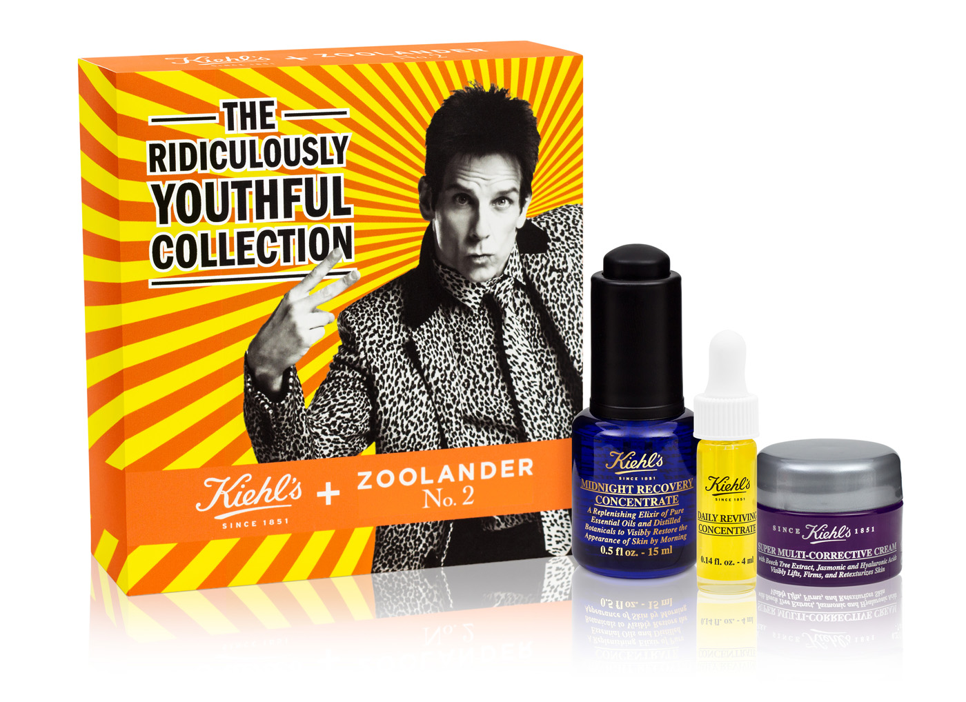KIEHL'S X ZOOLANDER2 Limited Edition copia