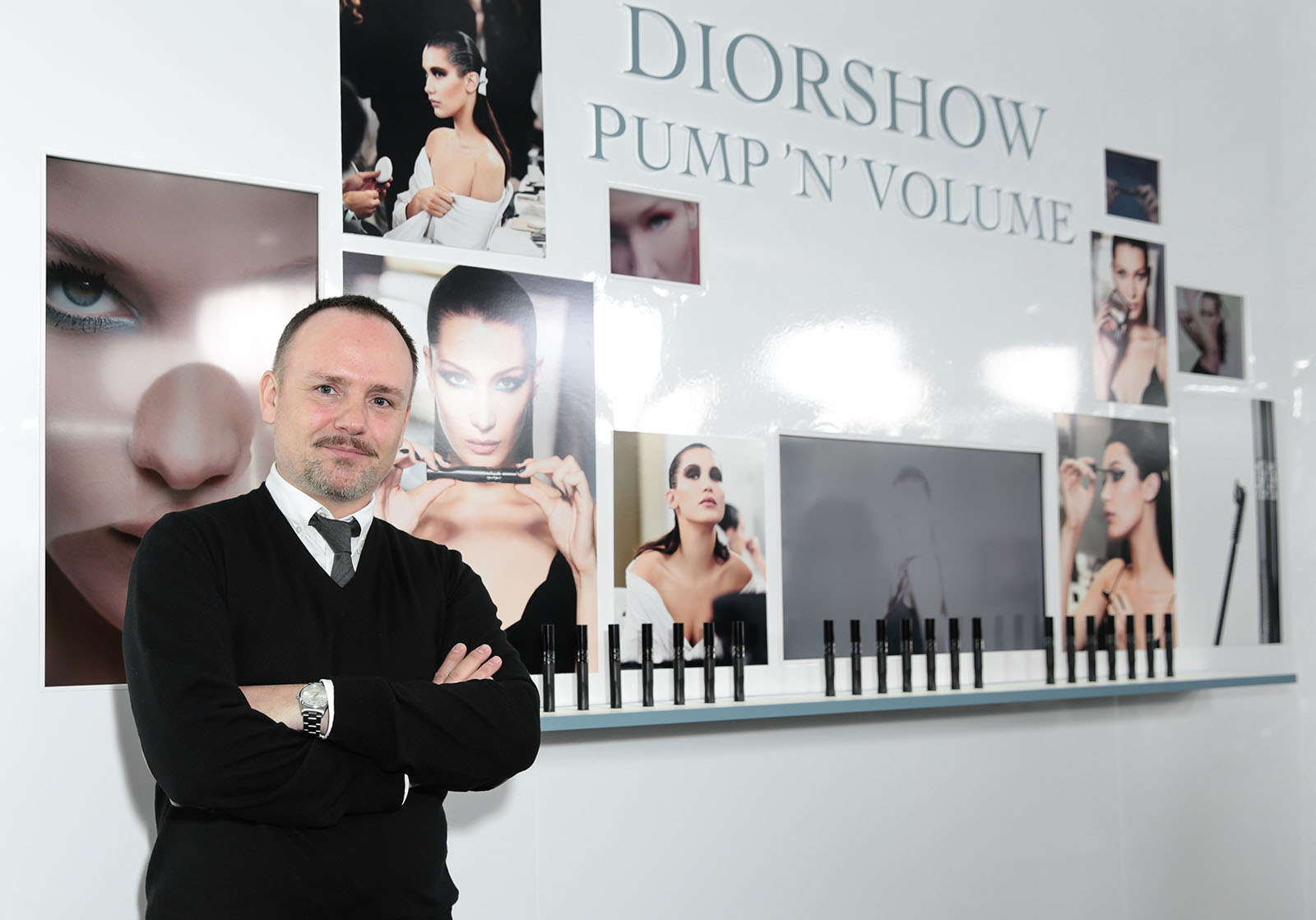 DIOR BACKSTAGE: EVENT IN PARIS